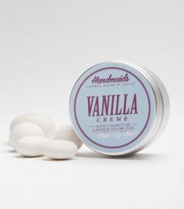 Handmaids Cosmetic - Vanilla Face Creme