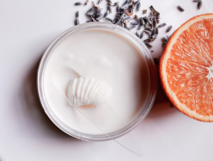 Olivem 900 - Blood Orange Hand Cream
