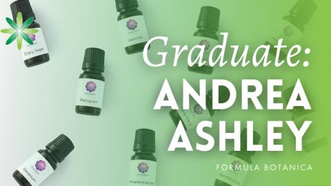 Graduate Success Story: Andrea Ashley Co