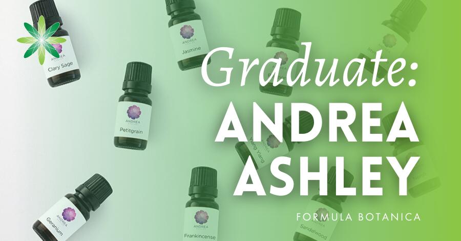 2016-10 Formula Botanica Graduate Andrea Ashley