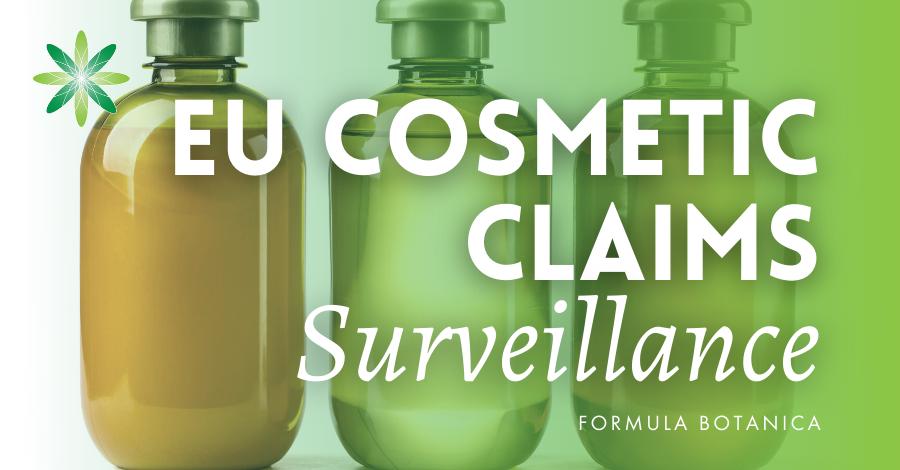 2016-10 EU Cosmetic claims surveillance