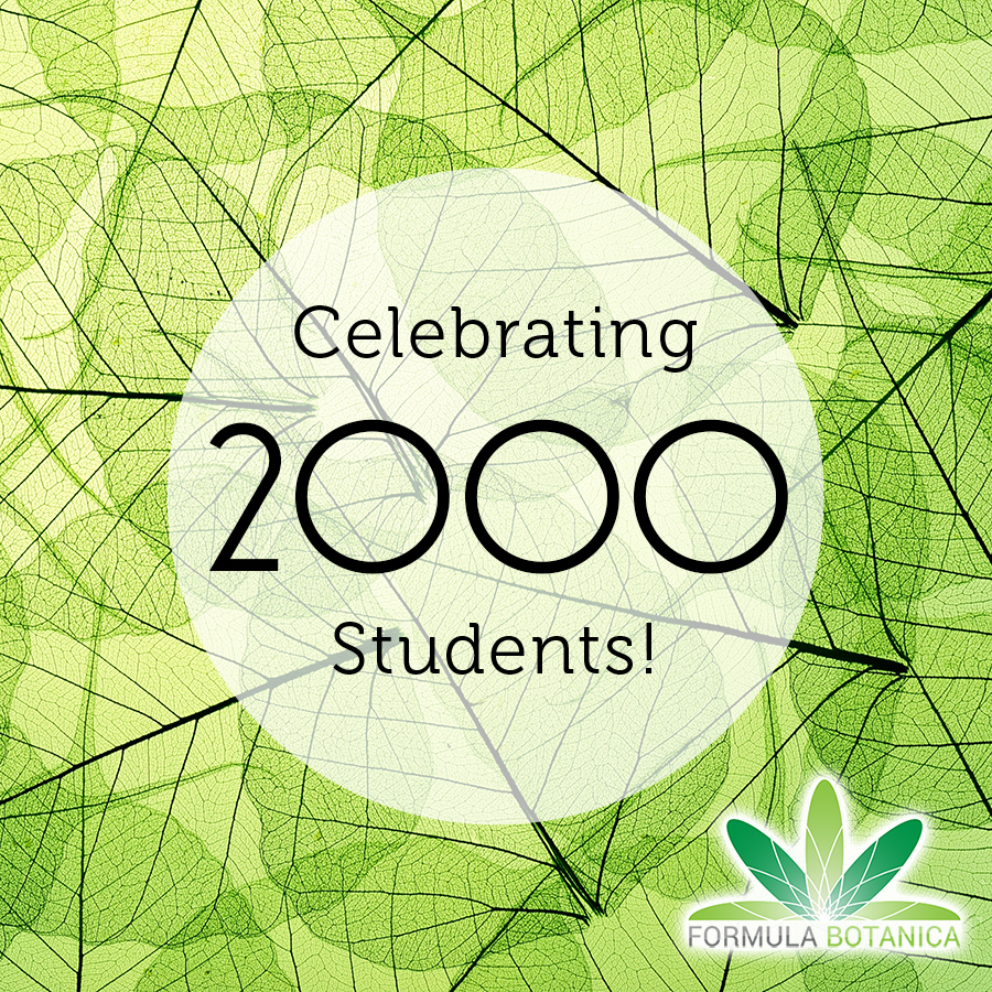 Celebrating 2000 students