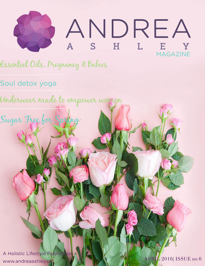 Andrea Ashley Magazine