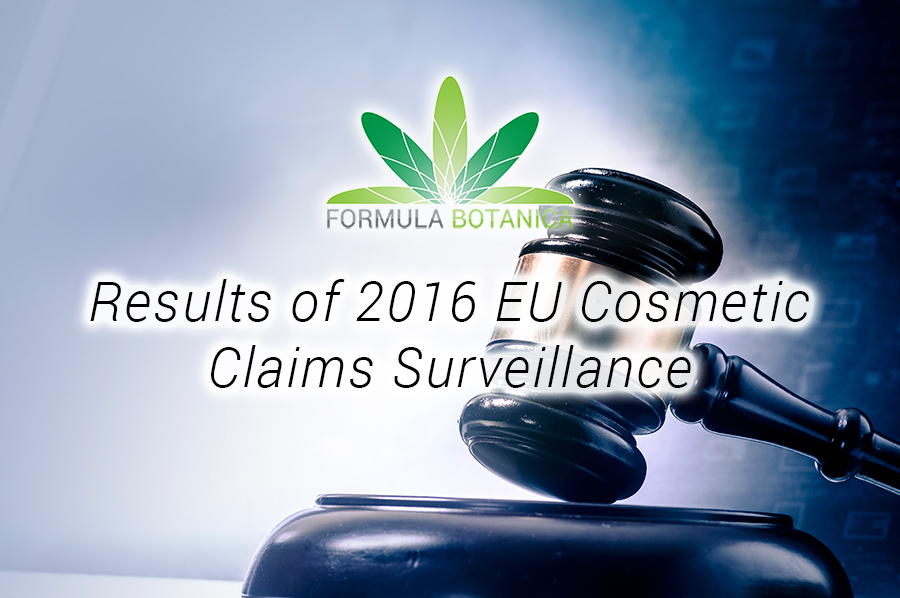 Cosmetic Claims Surveillance