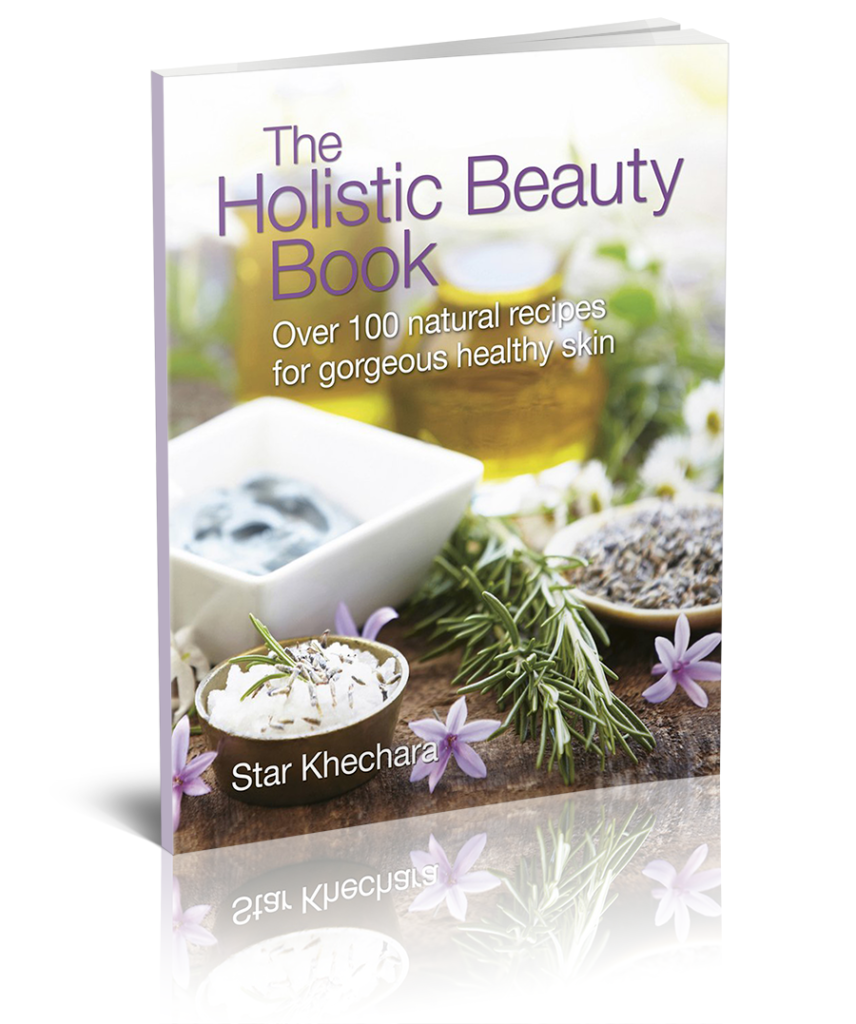 The Holistic Beauty Book by Star Khechara
