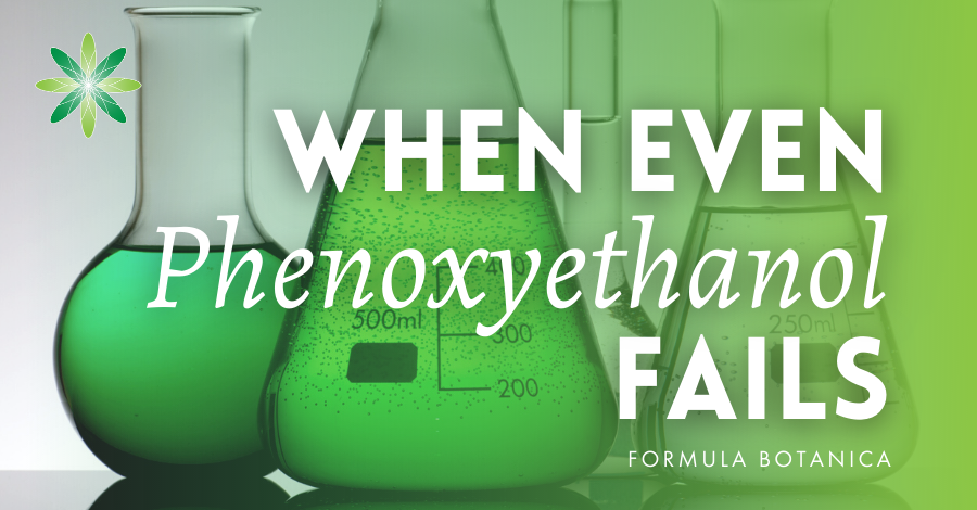 2016-11 When Phenoxyethanol fails