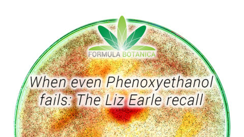 When even Phenoxyethanol fails: The Liz Earle Recall