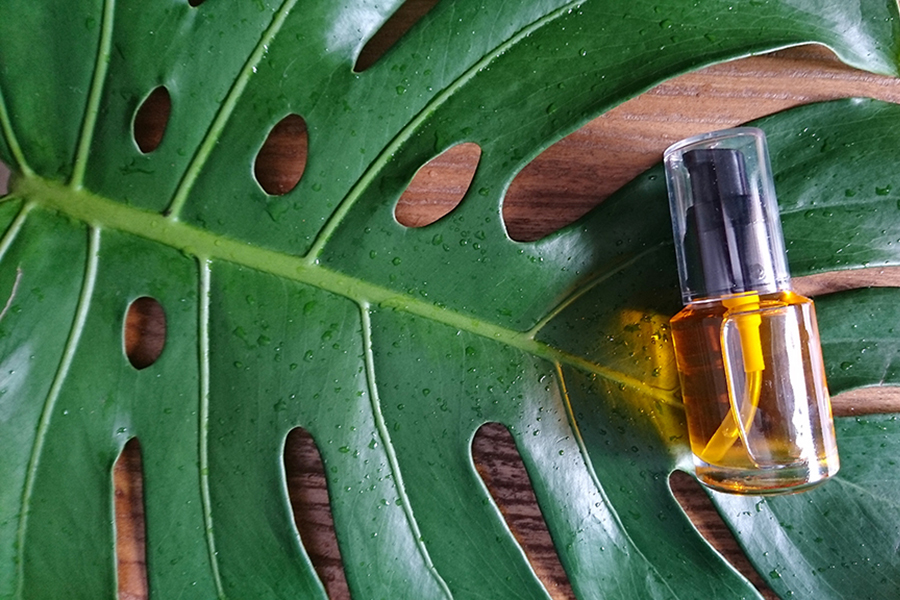Night-Time Facial Oil for Mature Skin