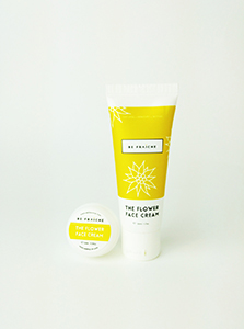 The Flower Face Cream