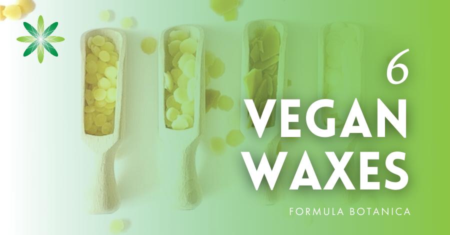 2017-01 6 Vegan Waxes