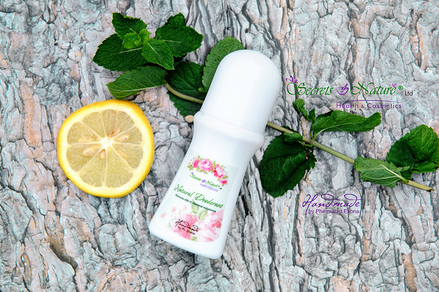 Sekretet e Natyres Deodorant