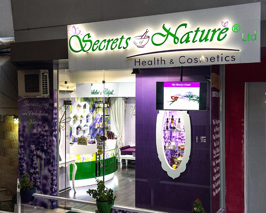 Sekretet e Natyres Shop 2