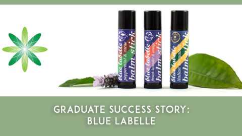 Graduate Success Story: Blue Labelle Skincare