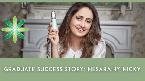 Graduate Success Story: NESARA by Nicky