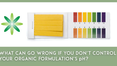 What can go wrong if you don't control your formulation's pH?