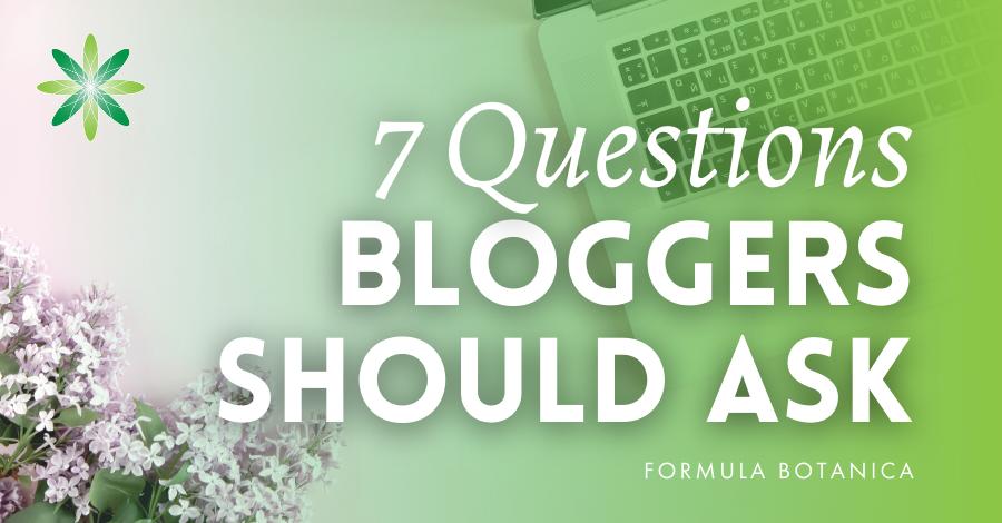 2017-02 Questions natural beauty bloggers should ask