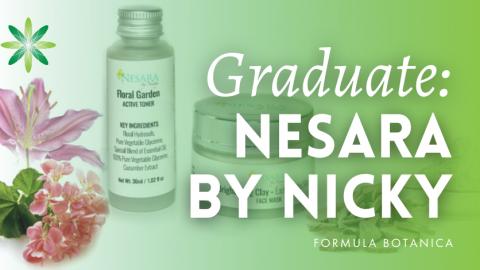 Graduate Success Story: NESARA by Nicky