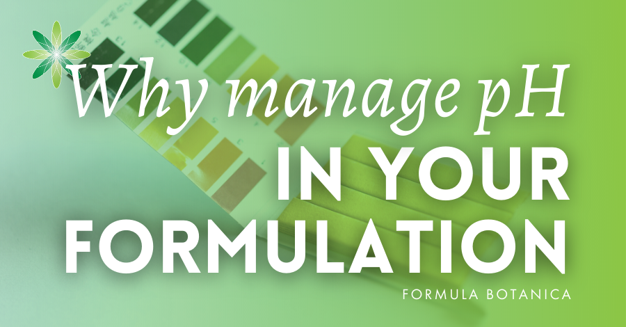 2017-02 Manage ph in formulations
