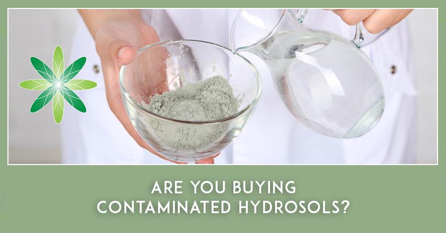 Contaminated Hydrosols