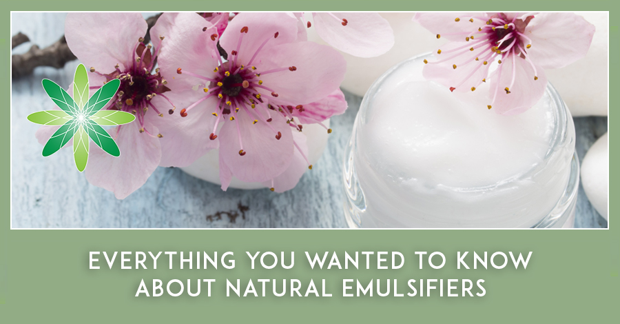 Everything you wanted to know about Organic and Natural Emulsifiers
