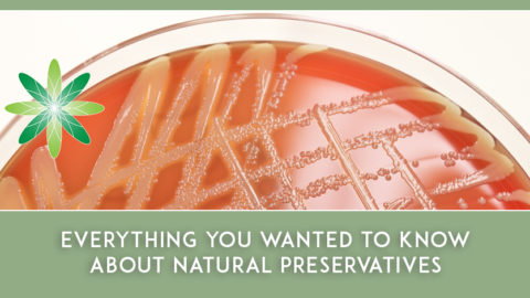 16 Point Checklist: Choose the right Natural Preservative
