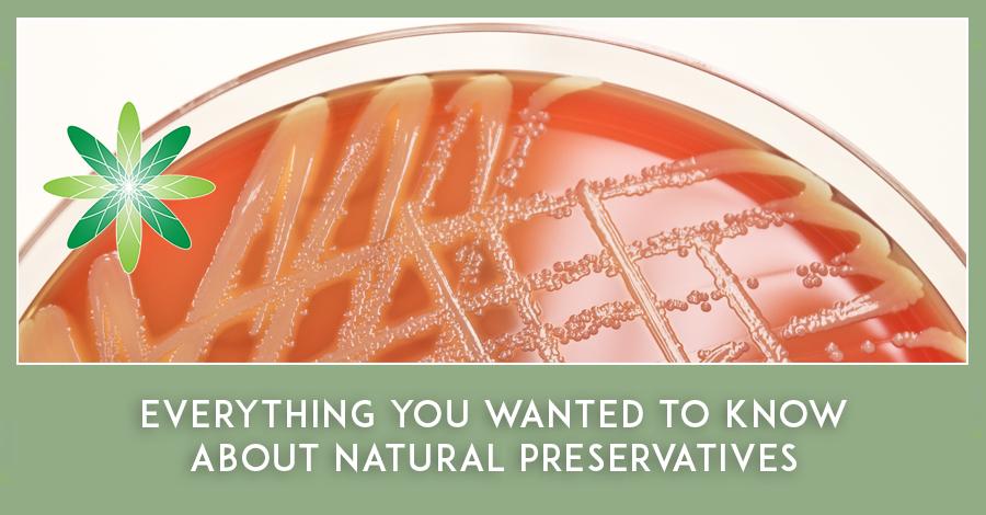 Natural Preservatives