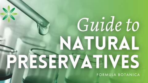 Everything you wanted to know about Natural Preservatives