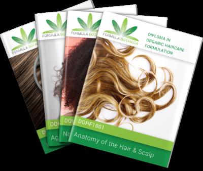 Diploma in Organic Haircare Formulation - Formula Botanica