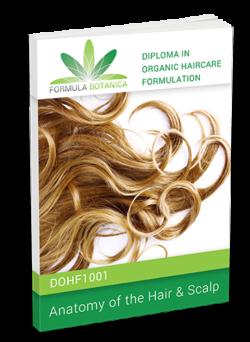 DOHF1001 - Diploma in Organic Haircare Formulation