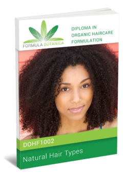 DOHF1002 - Diploma in Organic Haircare Formulation
