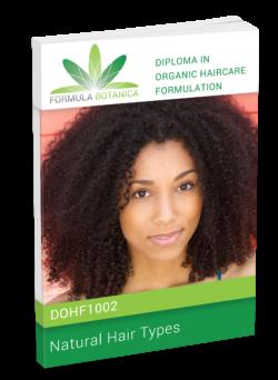 DOHF1002 - Diploma in Organic Haircare Formulation