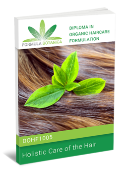 DOHF1005 - Diploma in Organic Haircare Formulation