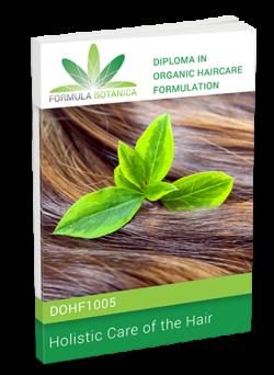DOHF1005 - Diploma in Organic Haircare Formulation
