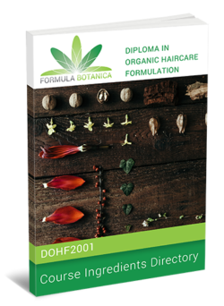 DOHF2001 - Diploma in Organic Haircare Formulation