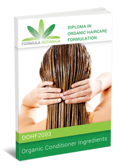 DOHF2003 - Diploma in Organic Haircare Formulation