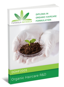 DOHF2005 - Diploma in Organic Haircare Formulation