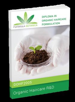 DOHF2005 - Diploma in Organic Haircare Formulation