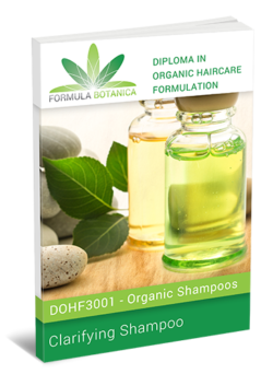DOHF3001 - Diploma in Organic Haircare Formulation