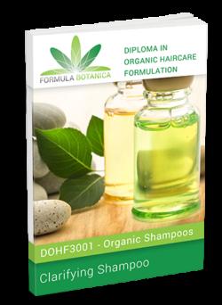 Diploma in Organic Haircare Formulation | Natural Haircare