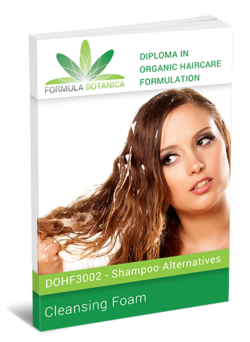 DOHF3002 - Diploma in Organic Haircare Formulation
