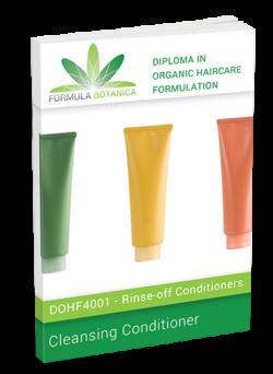 DOHF4001 - Diploma in Organic Haircare Formulation