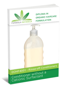 DOHF4001 - Diploma in Organic Haircare Formulation