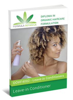 DOHF4002 - Diploma in Organic Haircare Formulation