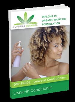 DOHF4002 - Diploma in Organic Haircare Formulation