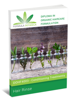 DOHF4003 - Diploma in Organic Haircare Formulation
