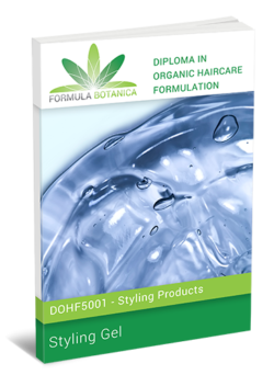 DOHF5001 - Diploma in Organic Haircare Formulation
