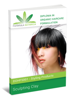 DOHF5001 - Diploma in Organic Haircare Formulation
