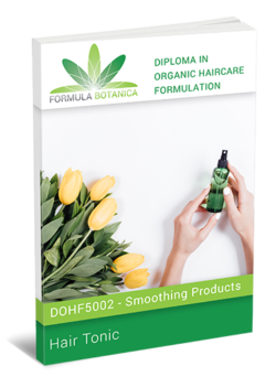 DOHF5002 - Diploma in Organic Haircare Formulation