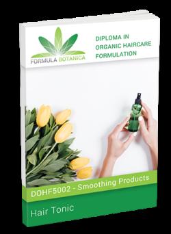 DOHF5002 - Diploma in Organic Haircare Formulation