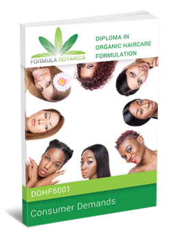 DOHF6001 - Diploma in Organic Haircare Formulation
